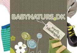 Babynature.dk - webshop med økologisk tilbehør til barn og baby