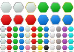 Plastplader i ALLE farver og mål